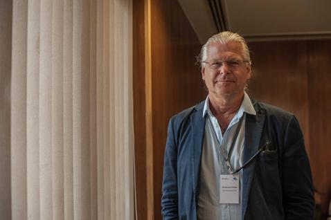Björn Forsberg. Photo.