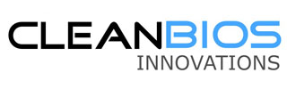 Logotype of Cleanbios Innovations.