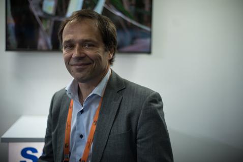 Klas Berglöf. Photo.