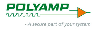Polyamp's logotype