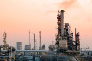 Energy plant. Photo.