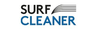 Surfcleaner logotype.