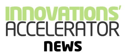 Innovations Accelerator news logo.