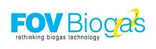 FOV Biogas logotype