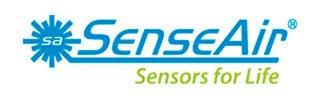 Logotype of SenseAir