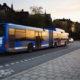 City bus in Gothenburg. Photo.